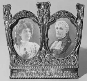 Lewis Waller and Grace Lane