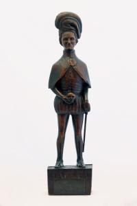 Figure of Hamlet