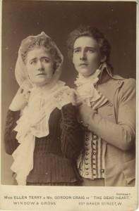 Ellen Terry and Edward Gordon Craig