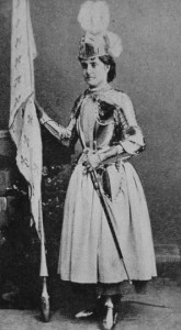 Adelina Patti's Giovanna d'Arco Armour