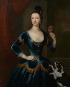 Called Anne Bracegirdle