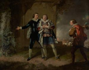 Robert Bensley, William Powell, Richard Smith