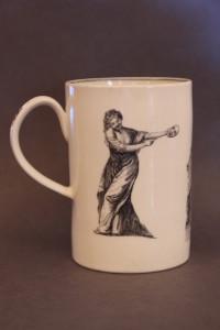 Mug with William Shakespeare