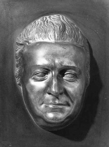 Life Mask of David Garrick