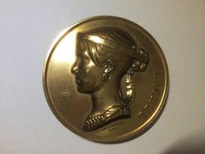 """Rachel"" medallion"