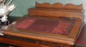 Sir William Schwenck Gilbert's desk
