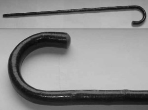 Sir Winston Churchill's walking stick