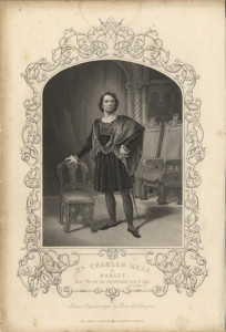 Mr Charles Kean as Hamlet