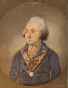 "John Burton, ""School of Garrick"""
