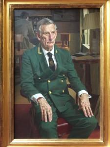 Portrait of Richard Parkes