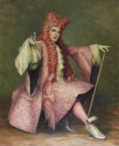Donald Sinden as Lord Foppington