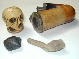 Edmund Kean's pipes