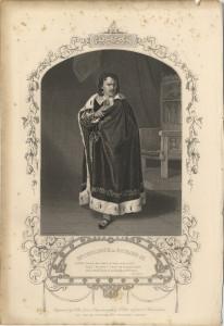 Mr Couldock as Richard III