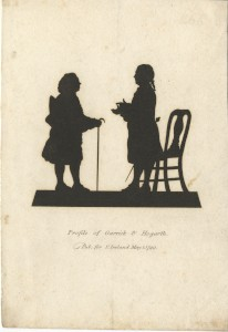 Profile of Garrick & Hogarth