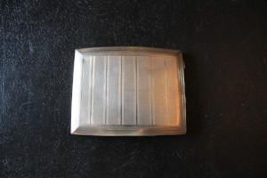Cedric Hardwicke's cigarette case