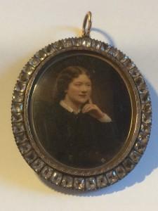 Sir John Gielgud's photograph of Kate Terry