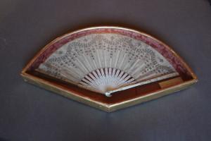 Fan belonging to Lucia Elizabeth Vestris