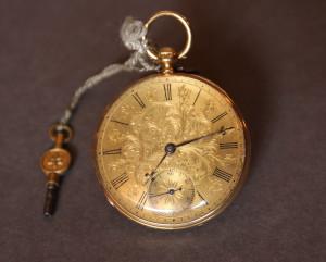 Benjamin Webster's Old Adelphi watch