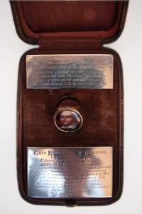 David Garrick's ring
