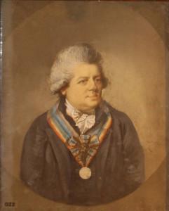"""Robert Baddeley, """"School of Garrick"""""""