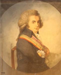 "Charles Bannister, ""School of Garrick"""