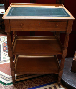 Anthony Trollope's reading stand/desk